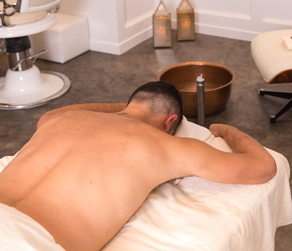Mens Spa Massage