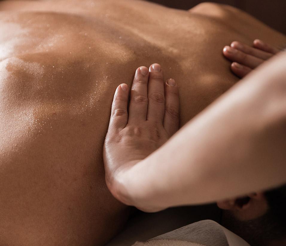 Massage in Dubai for men