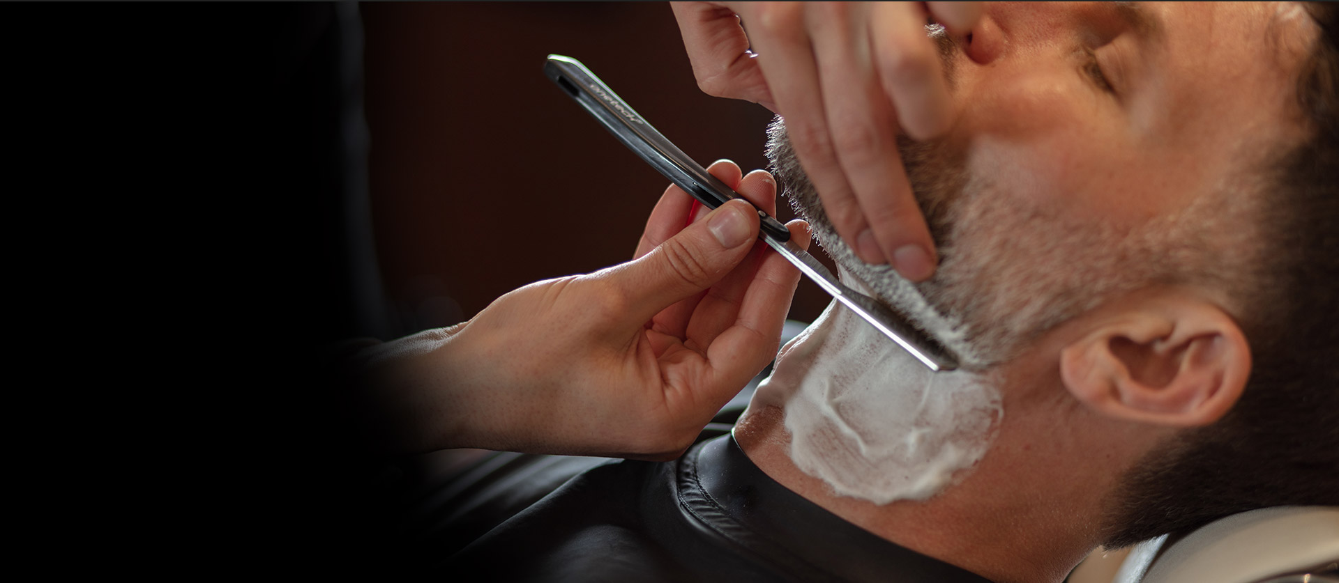 Perfect shave for men in Dubai
