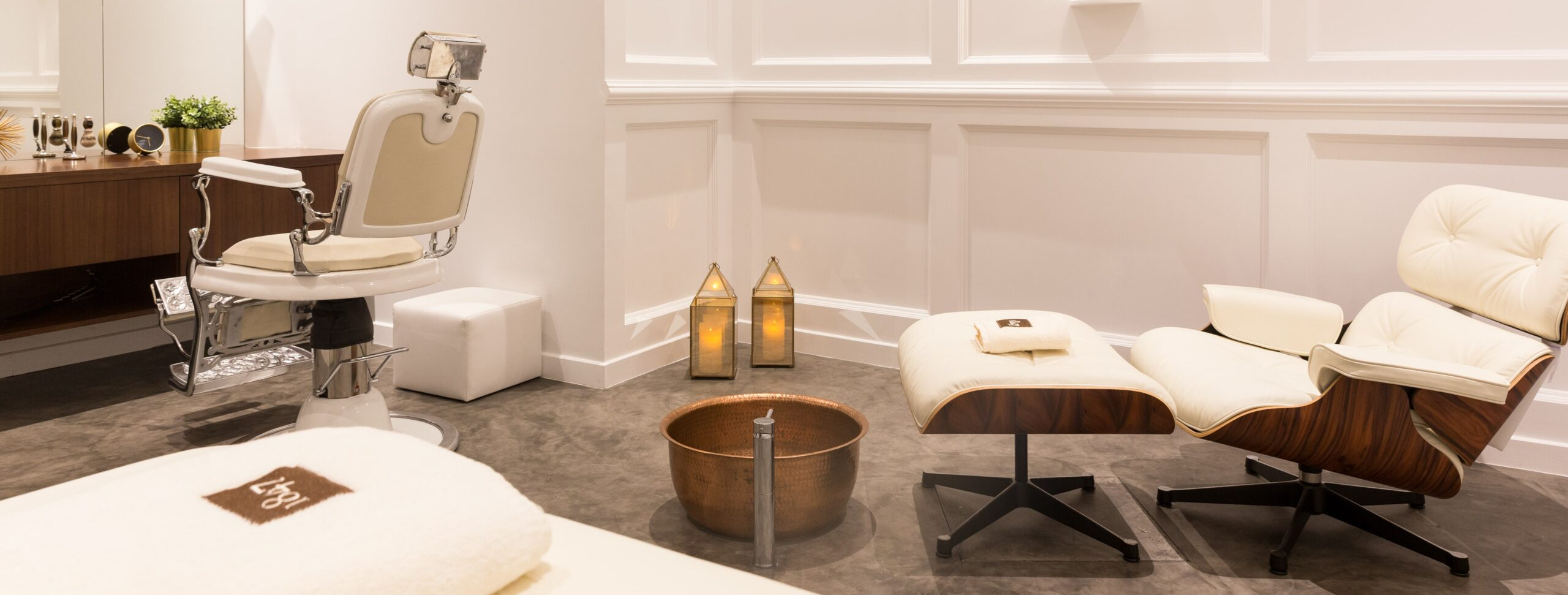 An exclusive opportunity to own an 1847 Male Grooming Lounge